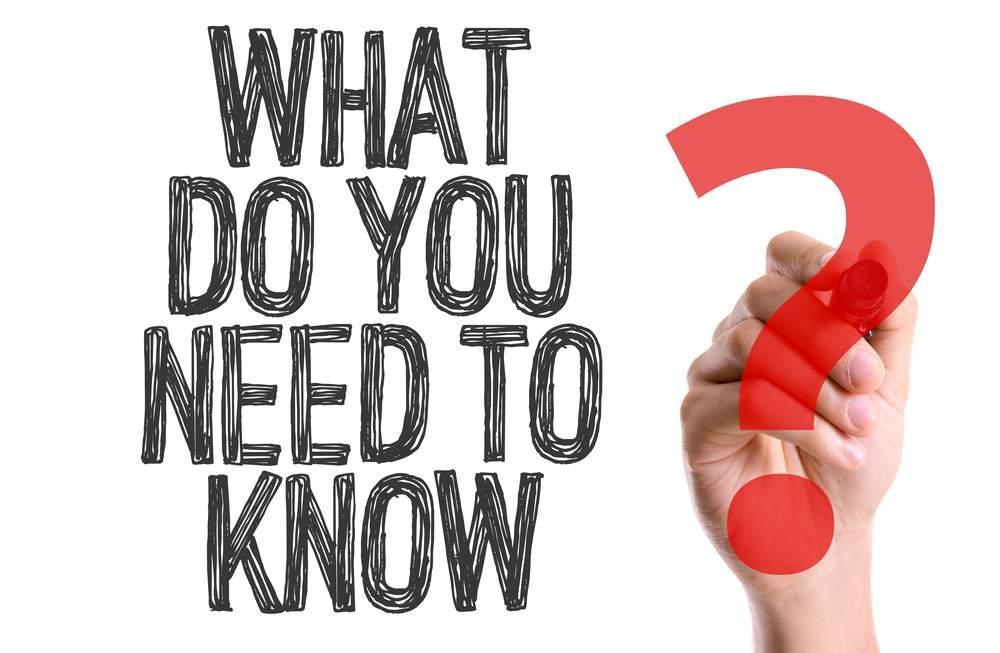 چیزهایی که نیاز دارید بدانید (مستند)